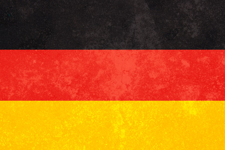 germany flag: Germany Flag with grunge