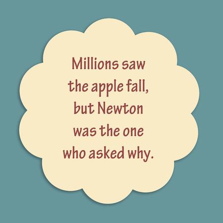 Inspirational Motivational Life Quote Background Design.