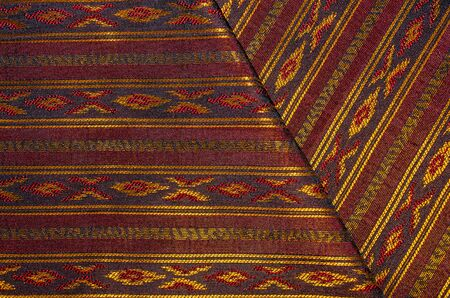 hand woven: Silk Thailand