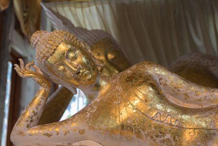 ratchasima: Buddha in Thai temple Nakhon Ratchasima or Korat, Thailand.