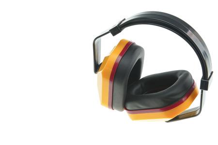 ear muffs: Protective ear muffs