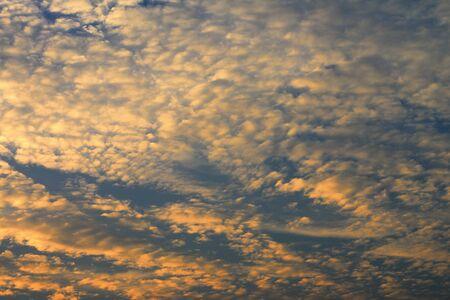 nebulosity: Morning sky