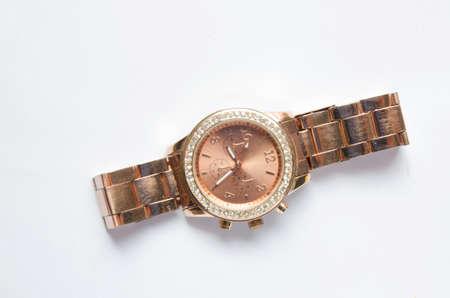 punctuality: reloj de pulsera de acero inoxidable para la mujer