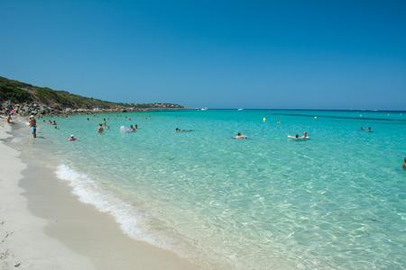 Bodri beach, Corse