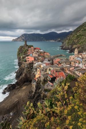 vernazza: Vernazza fishermen village in Cinque Terre