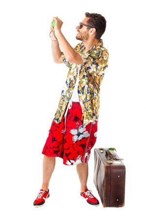 Stereotypical Tourist Outfit