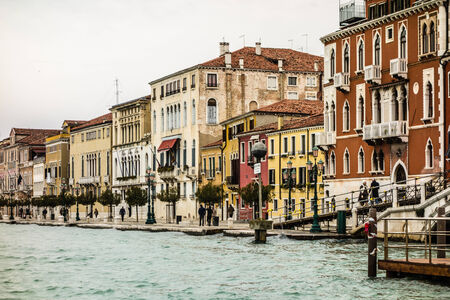 pictoresque: old and pictoresque buildings in Venice, Italy