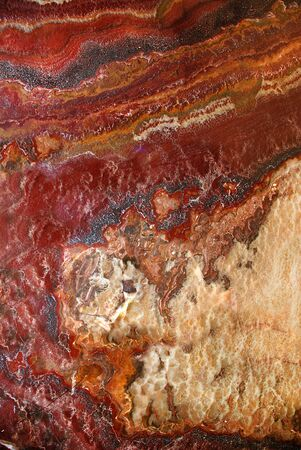 abstract fantastic red marble photo