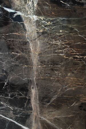 granite wall: Black marble