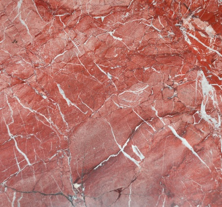 black granite: red marble