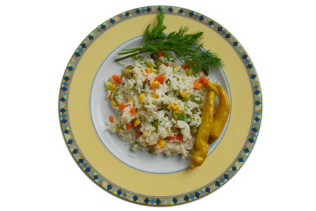 pilau Stock Photo - 12902207