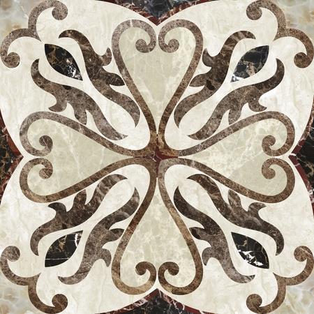decor: Marble decor bacground Stock Photo