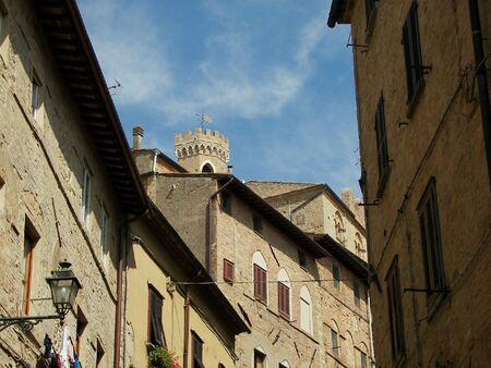 volterra: Volterra Stock Photo