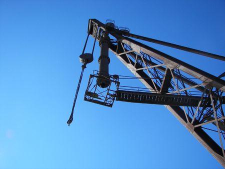 carriageway: Armstrong crane