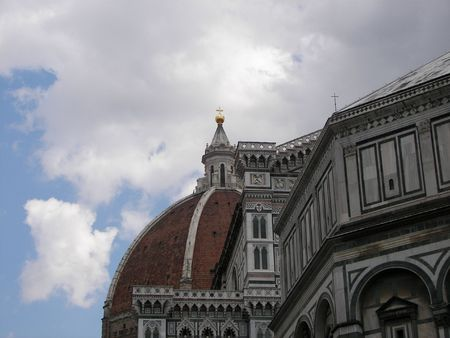The Cathedral of Florence in Tuscany, central Italy Stock Photo - 3158311
