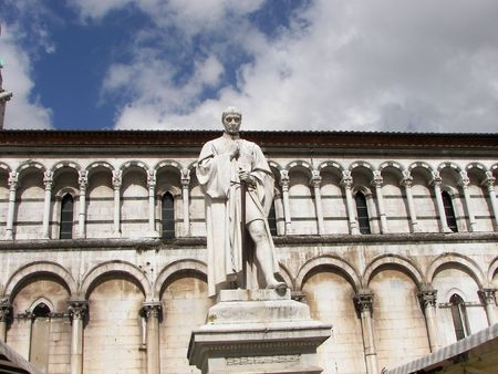 martino: The St. Martino monument from Tuscan Central italy