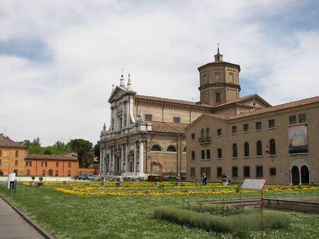 Ravenna churc Stock Photo