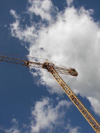 hoists: Crane infrastructure