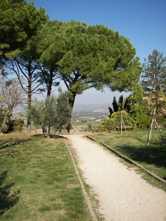 San Gimignano Park photo