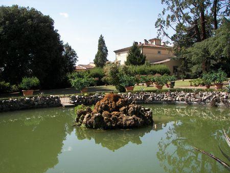 Poggio a Caiano Villa Medici Renaissance in Florence photo