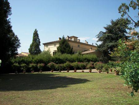 Poggio a Caiano Villa Medici Renaissance in Florence