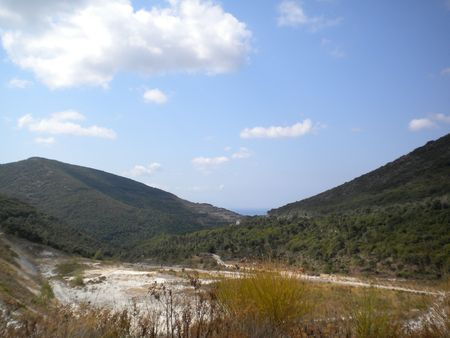 The archaeological mining of St. Vincent photo