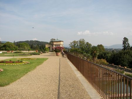 Villa La pietraia from Tuscany the Garden photo