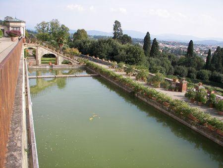 Villa La pietraia from Tuscany photo