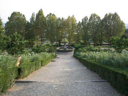 Villa La pietraia from Tuscany the Garden photo
