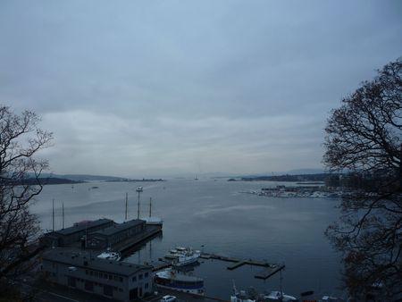 port of Oslo Norway