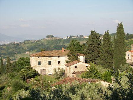 cosa: Cosa Colonica in Toscana