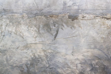 interior of gray cement wall background texture