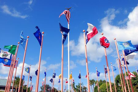 State Flags Stock Photo - 2998226