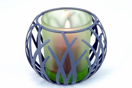 Burning Candle Stock Photo - 3005995