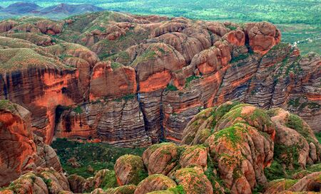 Rock Formation (Bungle Bungles) Stock Photo - 3089338