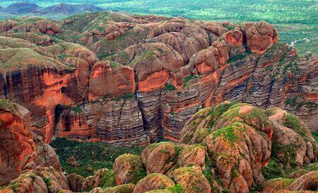 �rock formation�: Rock Formation (Bungle Bungles) Stock Photo