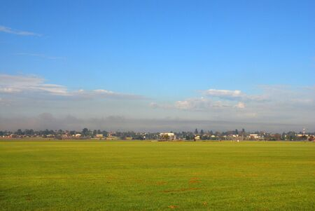 Morning Fog Stock Photo - 3734417