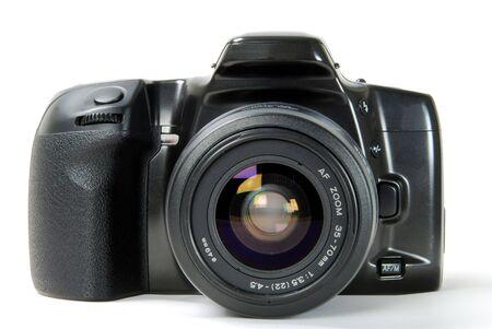 SLR Camera Stock Photo - 3747888