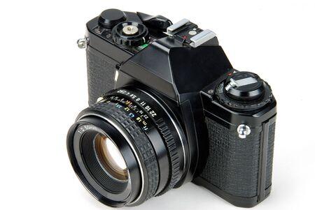 SLR Camera Stock Photo - 3747890