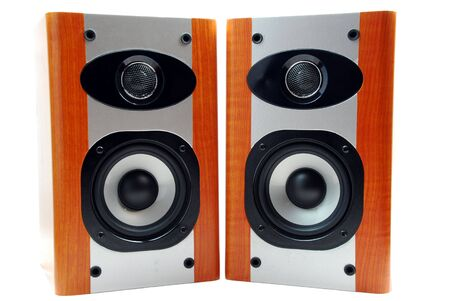 Speakers Stock Photo - 3747889