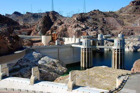 hoover dam: Hoover Dam Nevada USA