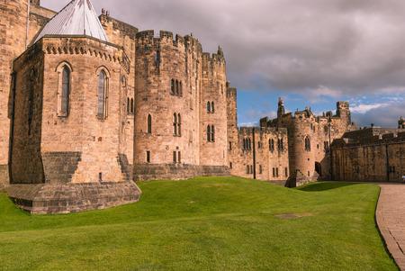 Alnwick Castle England