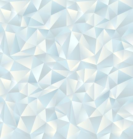 抽象的な幾何学的なブルーのシームレスなパターン図