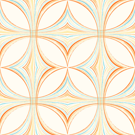 Colorful stripes seamless pattern  Abstract background  Vector