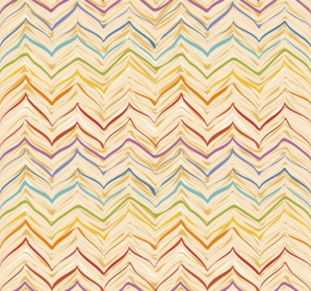 zag: Colorful stripes seamless zigzag pattern. Abstract background with color stripes. Vector lines background.
