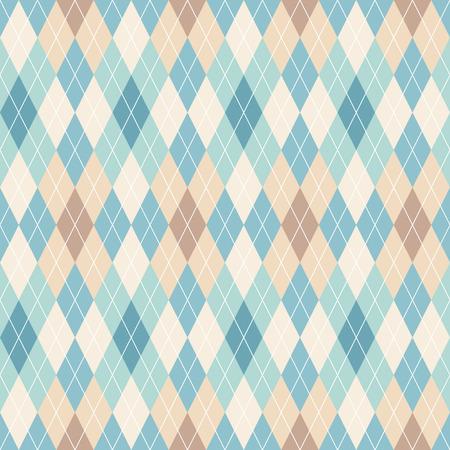 아가일 원활한 패턴입니다. 복고풍 배경