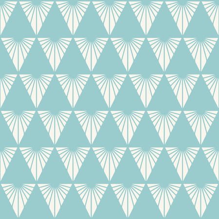 pattern geometric: Repeating geometric tiles from triangles. Vector seamless pattern. Modern stylish background.