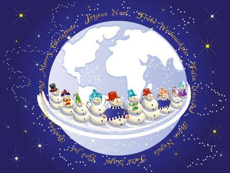Christmas international photo