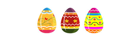 particular: Easter eggs