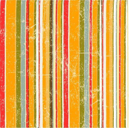 colorful stripes: vintage seamless strip background